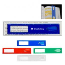 "6"" Magnifier Ruler/Bookmark"