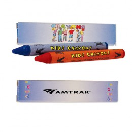 Best Personalized Crayons for Schools & Businesses - 2 Crayon Packs