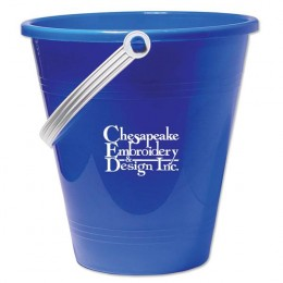 "9"" Pail With Shovel"