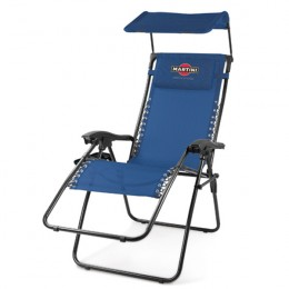 Serenity Lounge Chair with Sunshade