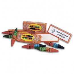 Two Pointed Super Jumbo Crayons