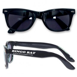 Blues Brothers Sunglasses-Black