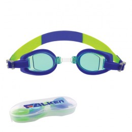 The Porpoise Children's Swim Goggles with Case - Blue