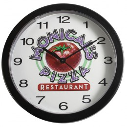 Economy Wall Clock-10 Inch-Full Color