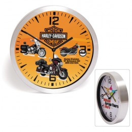 Metal Wall Clock -10 Inch-Full Color