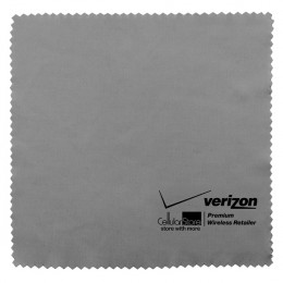Budget Microfiber Cloth- Gray
