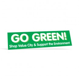 Bumper Stickers Zip Stri