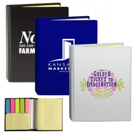 Full Size Sticky Note/Flag Book