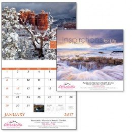 Inspirations for Life Wall Calendar