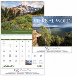 Eternal World Wall Calendar
