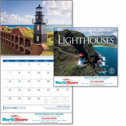 Lighthouses Premium Appointment Calendar