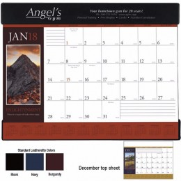 Motivations Desk Pad Calendar