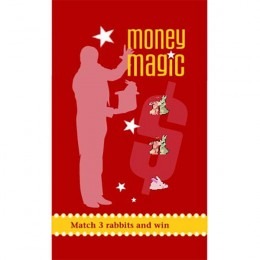 Money Magic Scratch-N-Win Card - Small
