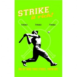 Strike it Rich Scratch-N-Win Card - Medium