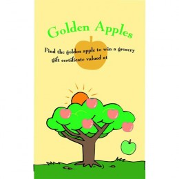 Apple Tree Scratch-N-Win Card - Large