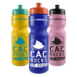 28 oz. Color Sports Bottle - Group 1
