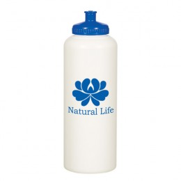 Large Promotional Sports Bottle - USA made bottles with company logo