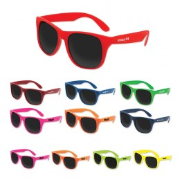 Classic Promotional Sunglasses for Kids - Imprinted with Logo