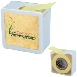 Sticky Note Tape Dispenser