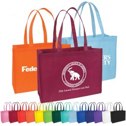 Eco-Friendly Non-Woven Shopping Tote Bag - Medium Size