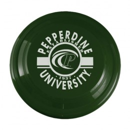 Customized Recycled Plastic Flyer 9 inch green