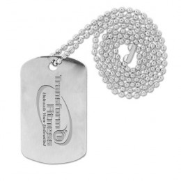 Promotional Engraved Armanno Dog Tag