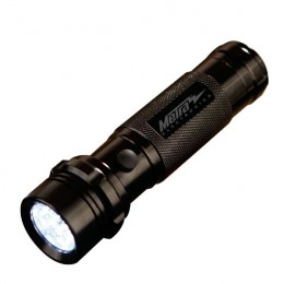14 LED Dura-Light Flashlight - Black