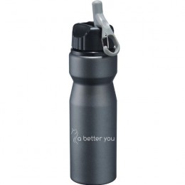 High Sierra® Engraved Aluminum Bottle - 24 oz