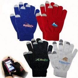 Full Color Imprinted Touch Screen Gloves
