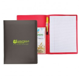 Letter Size Writing Pad Folder with Logo