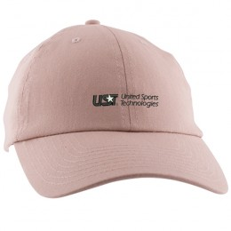 Budget Unstructured Baseball Cap - Embroidered