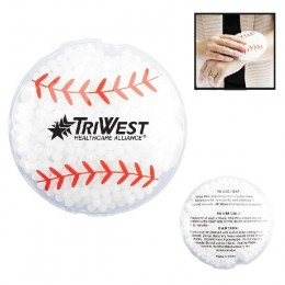 Imprinted Hot/Cold Gel Pack - Baseball