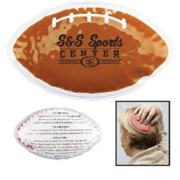 Football Hot/Cold Gel Pack with Logo