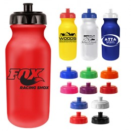 One Day 20 oz Color Sport Bottle with Logo