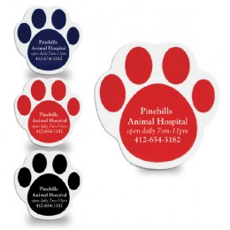 Promotional Paw Magnetic Clip