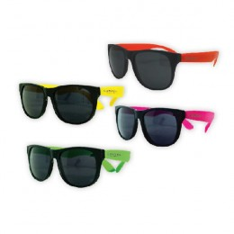 Imprinted Kids Classic Neon Sunglasses - Assortment