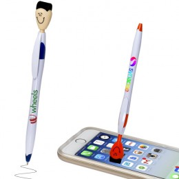 Imprinted Goofy Screen Cleaner Pen