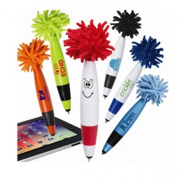 Imprinted MopTopper Jr Stylus Pen