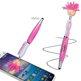 Promotional Awareness MopTopper Pen