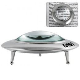 UFO Magnifier with Custom Imprint