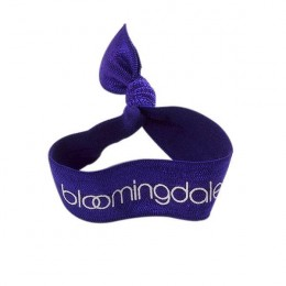 Promotional Elastic Fold Over Wrist Band