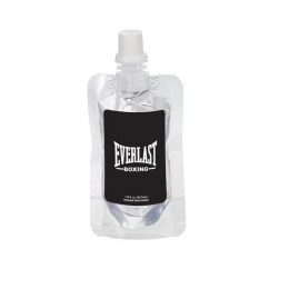 Sanitizer in 1 oz Squeeze Pouch with Logo