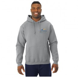 Promotional Jerzees Nublend Hooded Sweatshirt - Gray