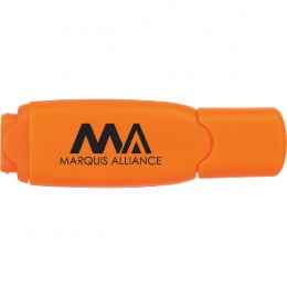 Neon Orange Promotional Flash Multi-Color LED Bracelet