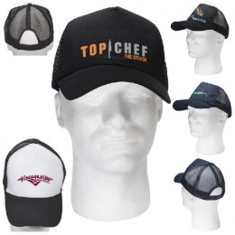 Promotional Embroidered Trucker Cap