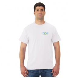 Promotional Jerzees Active T-Shirt - White