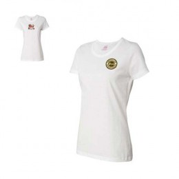 Fruit of the Loom Heavy Cotton Ladies T-Shirt 5 oz. - White