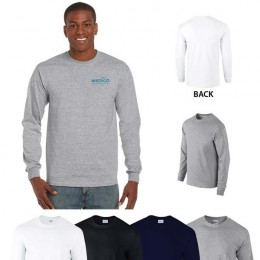 Customized Gildan Ultra Cotton Classic Long Sleeve
