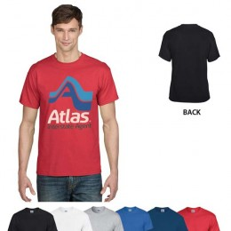 Gildan Dryblend Classic Fit T-Shirt With Logo
