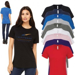 Bella Canvas Ladies Jersey Tee with Imprint